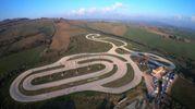 La pista del Motor Ranch di Tavullia