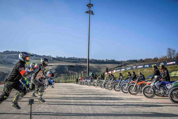 Tradizionale gara di motocross per chiudere la stagione agonistica