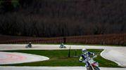 Fra i partecipanti c'erano fra gli altri il fresco campione del mondo di Moto3 Joan Mir, l'ex campione mondiale della Moto2 Tito Rabat e lo specialista americano Sammy Halbert