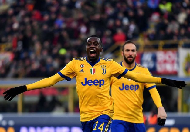 Bologna-Juventus 0-3, Matuidi (Afp)