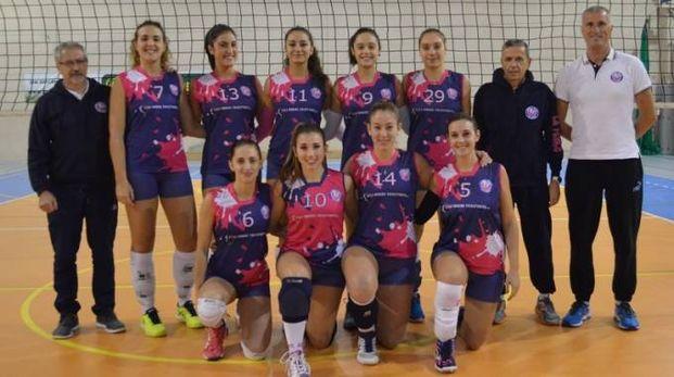 La squadra de La Fenice, allenata da Claudio Caramelli