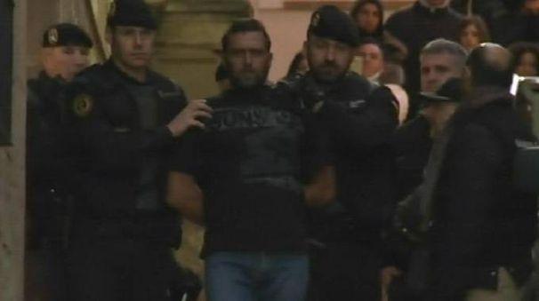 Igor il Russo è stato arrestato dalla Guardia Civil spagnola (Foto Ansa)