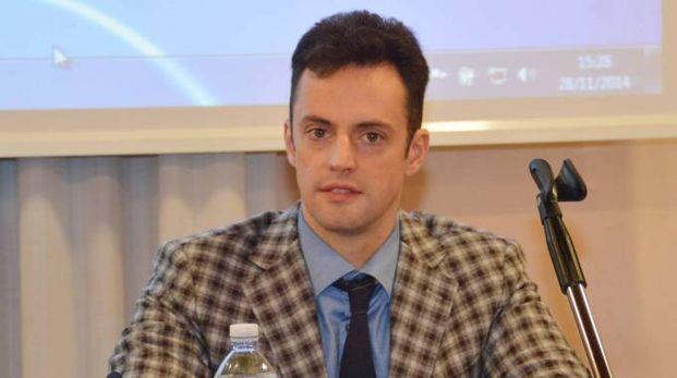 Il pm Davide Nalin (Foto Donzelli)