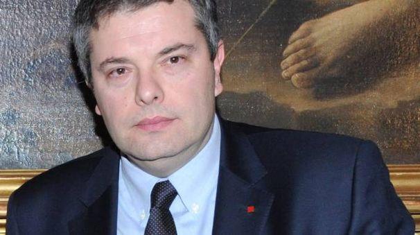 Il consigliere Onorio Rosati (NewPress)