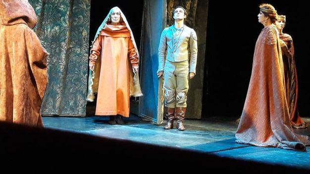 Teatro la Pergola Enrico IV di Pirandello