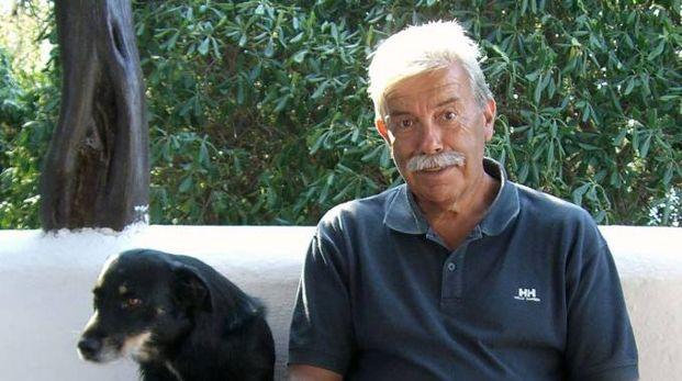 Il presidente dello Spezia sub, Vittorio Callegari