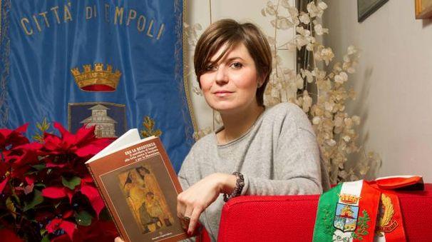 Il sindaco di Empoli, Brenda Barnini