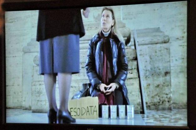 Presentazione film l'Esodo (foto Concolino)