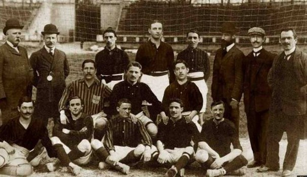 Nel 1899 nasce il Milan Football & Cricket Club