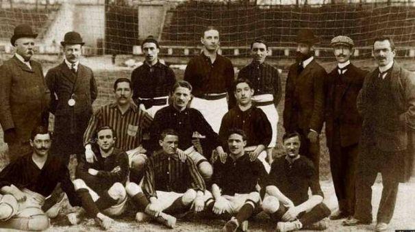 Nel 1899 nasce il Milan Football & Cricket Club