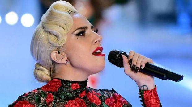 Lady Gaga – Foto: Ian West/PA Wire/LaPresse