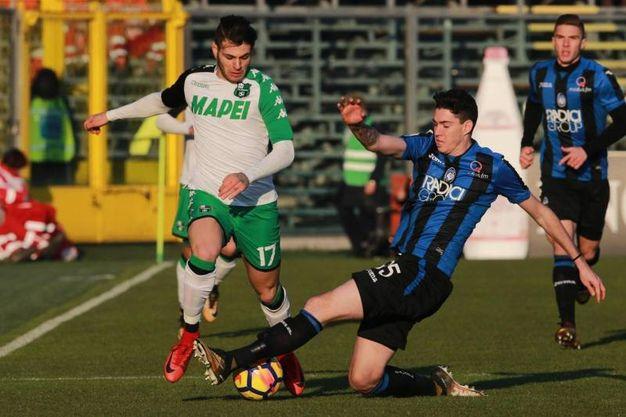 Coppa Italia, la corsa del Sassuolo è finita agli ottavi (foto Ansa)