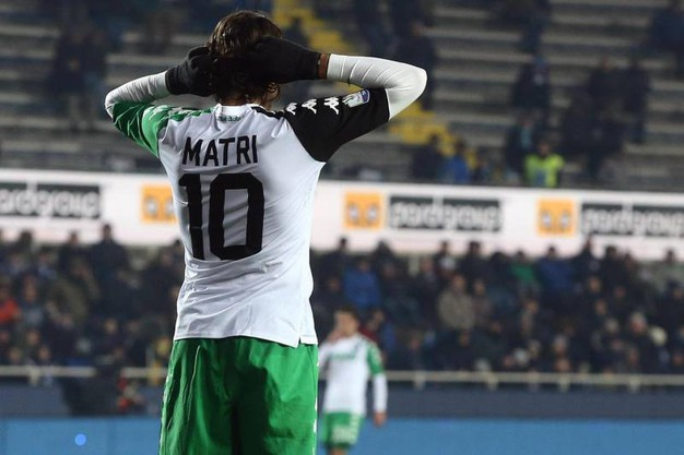 Coppa Italia, Atalanta - Sassuolo 2-1 (foto Ansa)