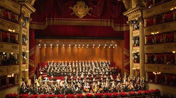 Teatro alla Scala Foto @facebook.com/teatro.alla.scala