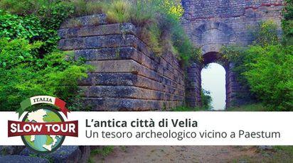 L'antica città di Elea o Velia
