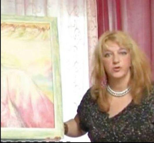Ritrovato il cadavere della pittrice Rapposelli