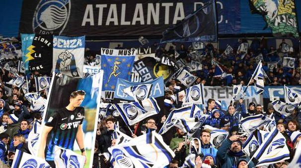 Tifosi dell'Atalanta