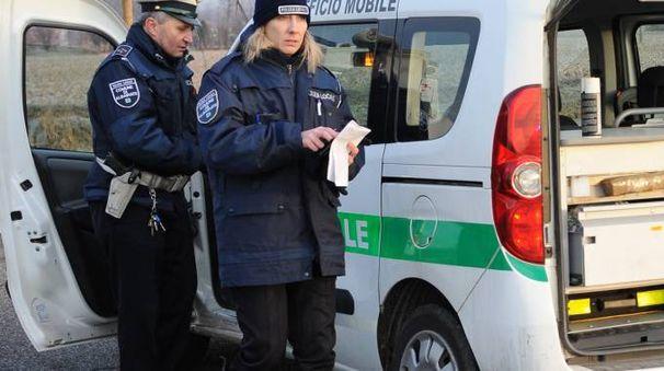Polizia locale (Studio Sally)