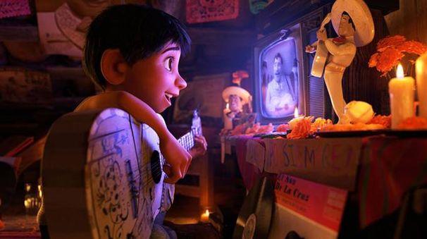Una scena del film 'Coco' – Foto: Disney/Pixar