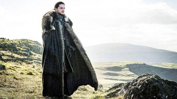 Kit Harington in una scena di 'Game of Thrones' – Foto: HBO