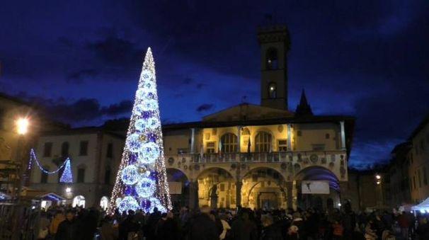Il centro storico di San Giovanni sotto Natale