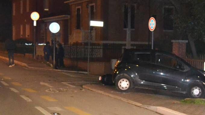 L'incidente in cui ha perso la vita un 15enne di Pesaro
