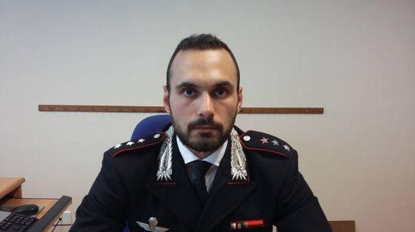 comandate compagnia di San Benedetto capitano Marco Vanni