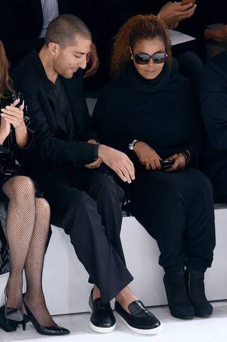 Janet Jackson e Wissam Al Mana
