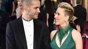 Scarlett Johansson e Romain Duriac