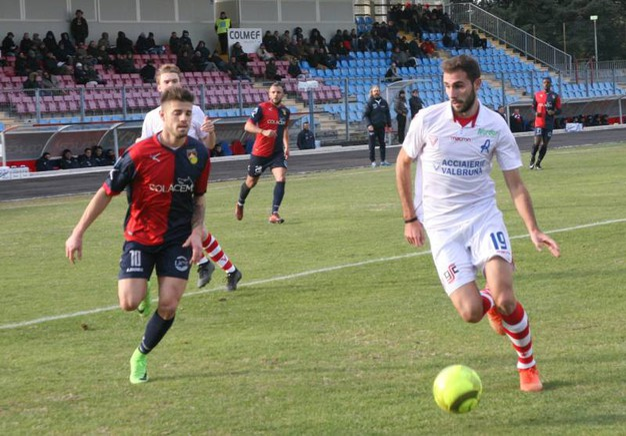 Gubbio-Vicenza 1-1, le foto della partita (Gavirati)
