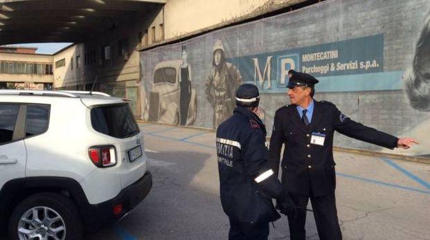Da oggi il parcheggio ex Lazzi sarà controllato dalla vigilanza privata