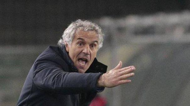 Chievo-Bologna 2-3, Roberto Donadoni (Ansa)