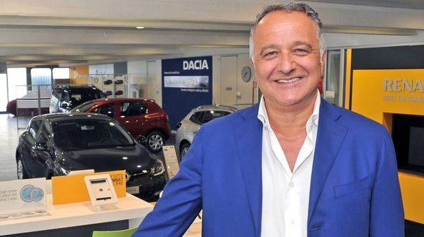 L'imprenditore Fabrizio Giusti (FotoCastellani)