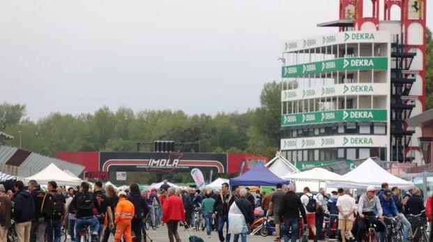 La mostra scambio organizzata dal Crame in Autodromo