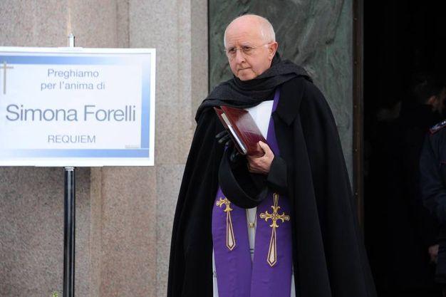 I funerali di Simona Forelli