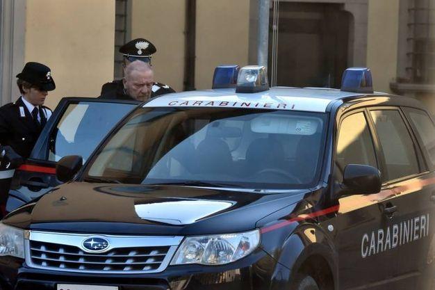 L'arresto di Rodolfo Fiesoli (Germogli)