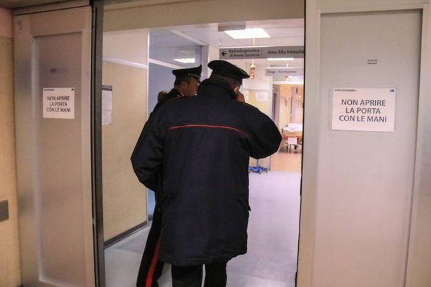 Rodolfo Fiesoli ricoverato in ospedale dopo l'arresto (Germogli)