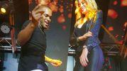La showgirl venezuelana si è esibita a sorpresa in un sensualissimo ballo del tormentone estivo Despacito