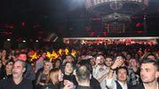 Il numeroso pubblico del Donoma in visibilio