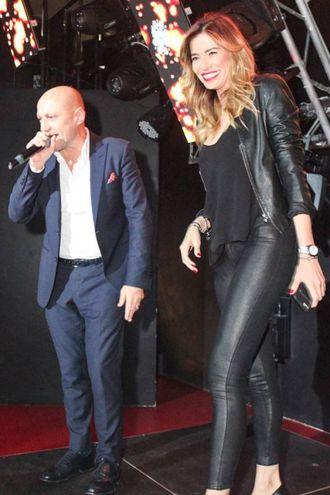 Aida Yespica reduce dal Grande Fratello Vip