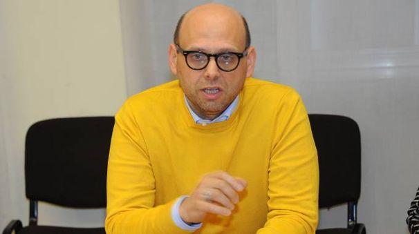 Il sindaco Raffaele Cucchi