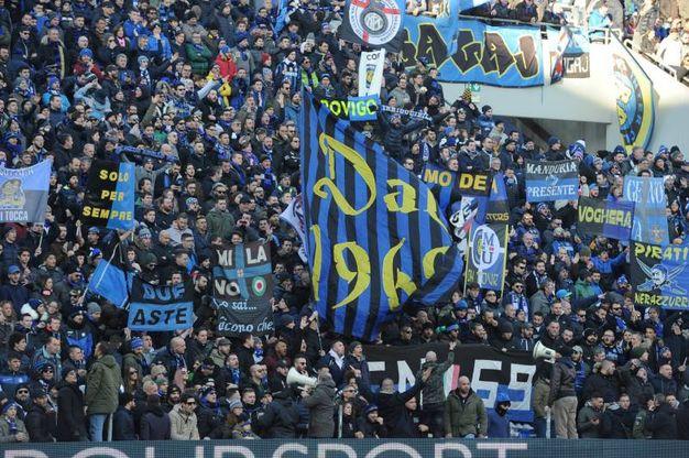 I tifosi dell'Inter (Lapresse)