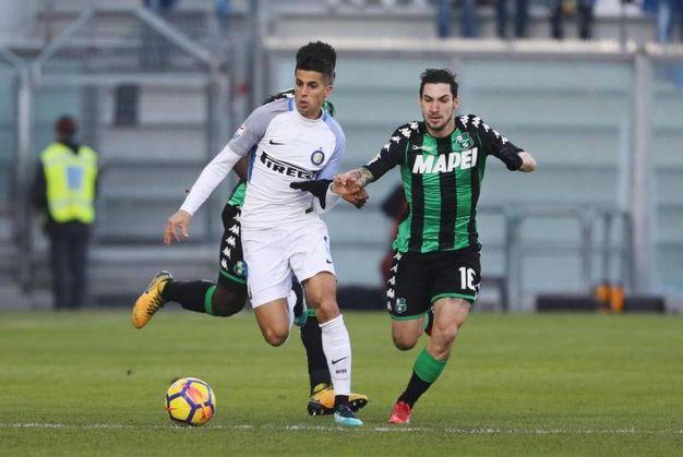 Sassuolo-Inter (Ansa)