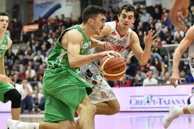 Legnano batte Siena