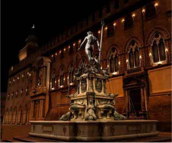 Sarà salvaguardata la famosa ombra del Gigante su Palazzo d'Accursio