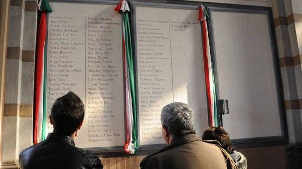 Famedio di Milano