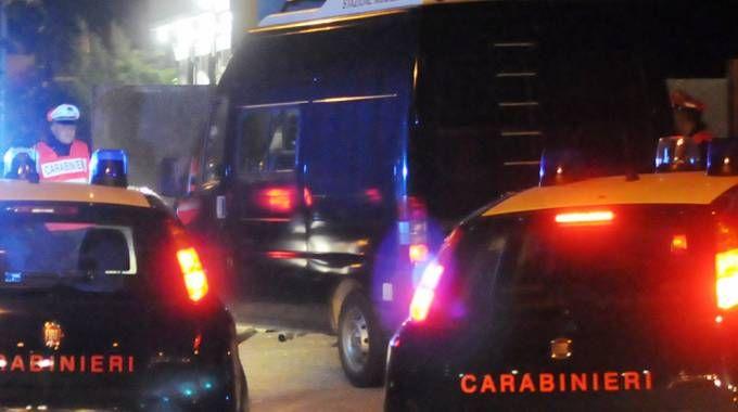 Carabinieri in azione (Brianza)