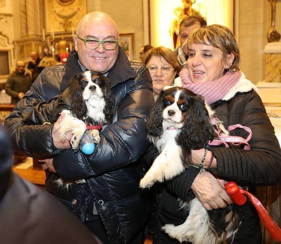 L'iniziativa, dedicata al più fedele amico dell'uomo e ideata da Ettore Florio, ha il patrocinio del Comune di Pesaro (FotoPrint)