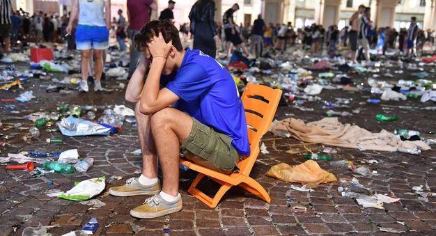 3 giugno: notte di follia a piazza San Carlo a Torino