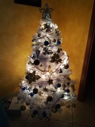 L'albero di Natale di Chiara e Cristiano da Ferrara